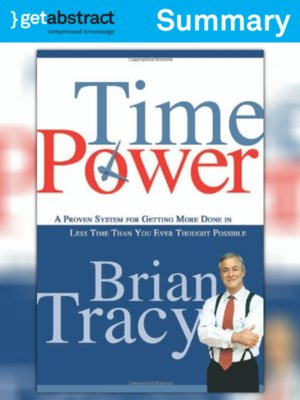 cover image of Time Power (Summary)