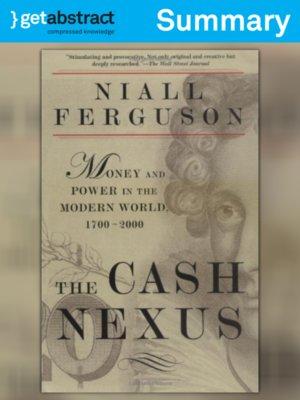 cover image of The Cash Nexus (Summary)