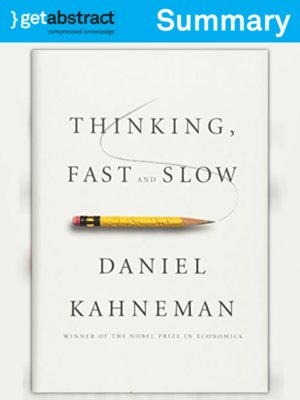Thinking Fast And Slow Daniel Kahneman Ebook