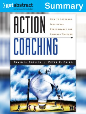 cover image of Action Coaching (Summary)