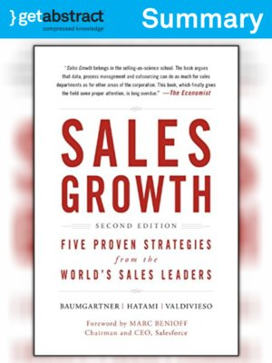 cover image of Sales Growth (Summary)