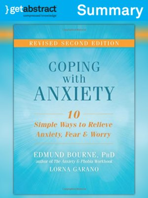 cover image of Coping with Anxiety (Summary)