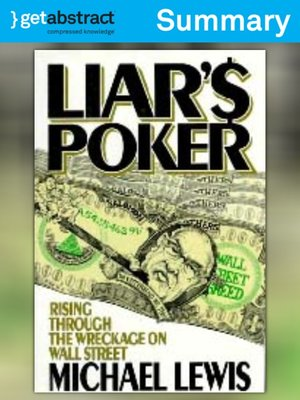 cover image of Liar's Poker (Summary)
