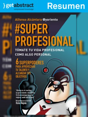 cover image of #SuperProfesional (resumen)