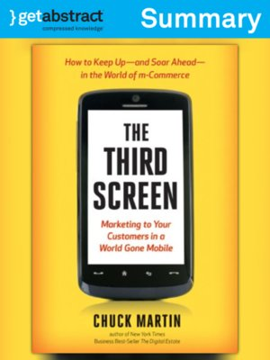 cover image of The Third Screen (Summary)