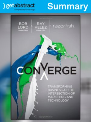 cover image of Converge (Summary)
