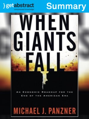 cover image of When Giants Fall (Summary)