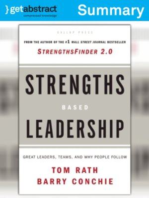cover image of Strengths Based Leadership (Summary)