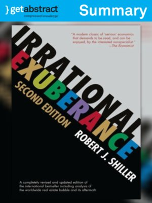 cover image of Irrational Exuberance (Summary)