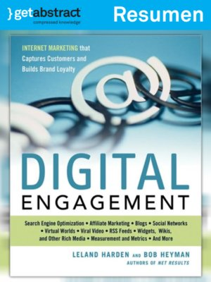 cover image of Participación digital (resumen)