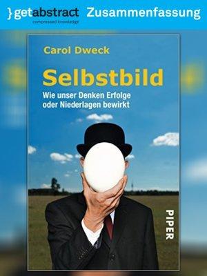 cover image of Selbstbild (Zusammenfassung)