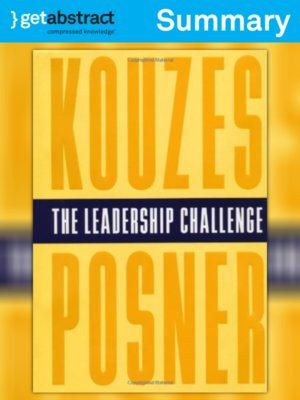 cover image of The Leadership Challenge (Summary)