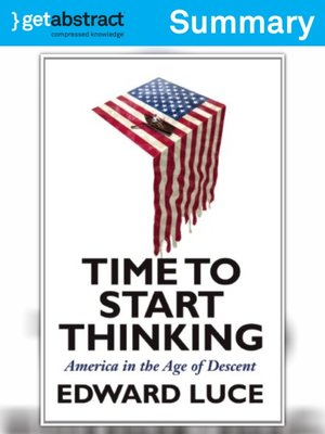 cover image of Time to Start Thinking (Summary)