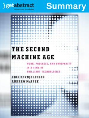 cover image of The Second Machine Age (Summary)
