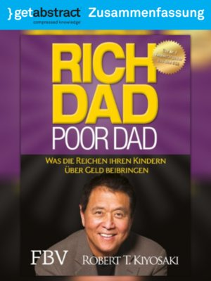 cover image of Rich Dad, Poor Dad (Zusammenfassung)
