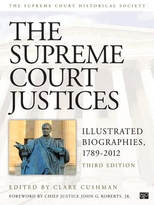 cover image of The Supreme Court Justices