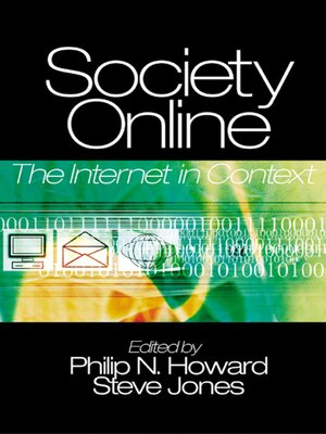 cover image of Society Online