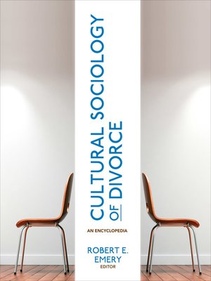 cover image of Cultural Sociology of Divorce