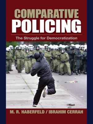 cover image of Comparative Policing