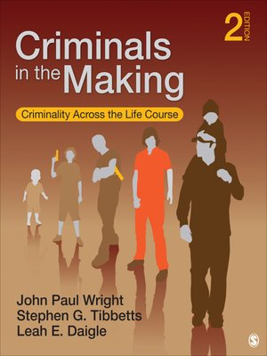 cover image of Criminals in the Making