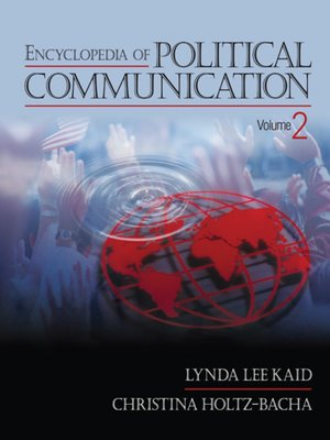 cover image of Encyclopedia of Political Communication