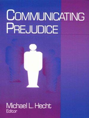cover image of Communicating Prejudice