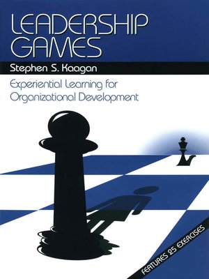 cover image of Leadership Games