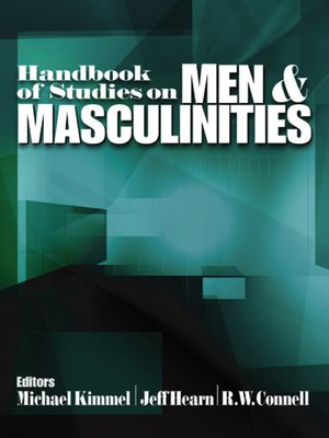 cover image of Handbook of Studies on Men and Masculinities