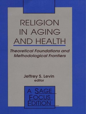 cover image of Religion in Aging and Health