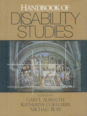 cover image of Handbook of Disability Studies