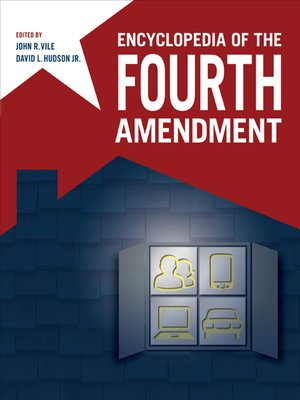 cover image of Encyclopedia of the Fourth Amendment
