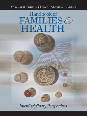 cover image of Handbook of Families and Health