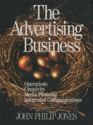 cover image of The Advertising Business