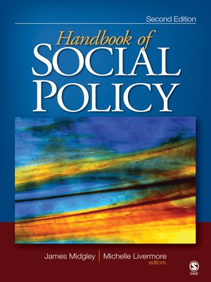 cover image of The Handbook of Social Policy