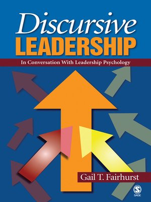 cover image of Discursive Leadership