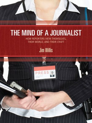 cover image of The Mind of a Journalist