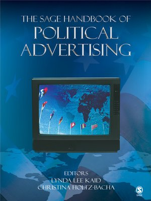 cover image of The SAGE Handbook of Political Advertising