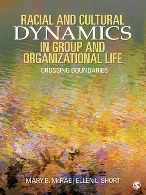 cover image of Racial and Cultural Dynamics in Group and Organizational Life