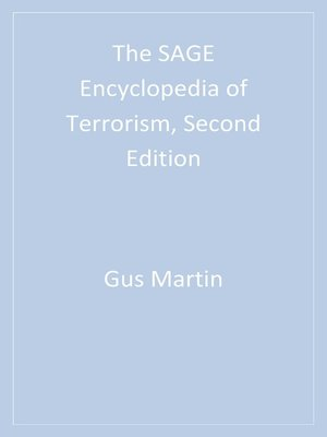 cover image of The SAGE Encyclopedia of Terrorism