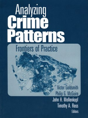 cover image of Analyzing Crime Patterns