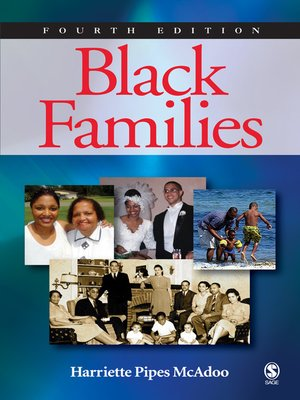 cover image of Black Families