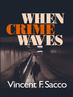 cover image of When Crime Waves
