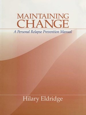 cover image of Maintaining Change