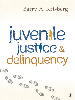 cover image of Juvenile Justice and Delinquency