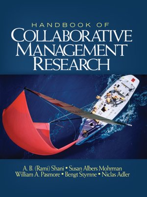 cover image of Handbook of Collaborative Management Research