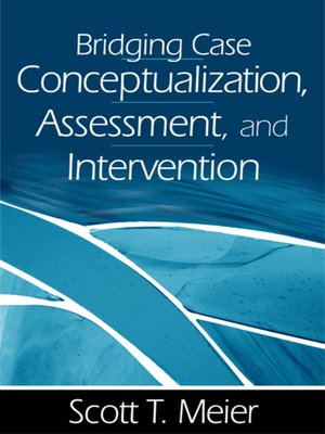 cover image of Bridging Case Conceptualization, Assessment, and Intervention