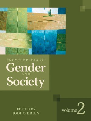 cover image of Encyclopedia of Gender and Society