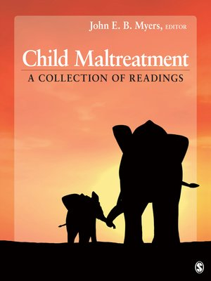 cover image of Child Maltreatment