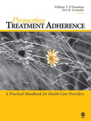 cover image of Promoting Treatment Adherence