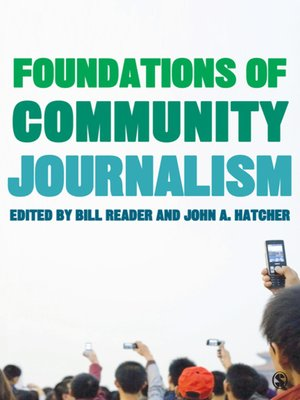 cover image of Foundations of Community Journalism